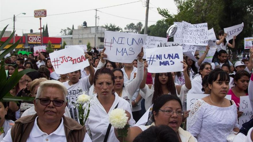 """El """"Monstruo de Ecatepec"""" revela la gravedad de violencia machista en México"""