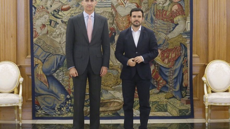 Garzón y Felipe VI