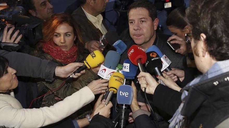 Page: aún siendo estrecho, hay camino para un entendimiento de PSOE y Podemos