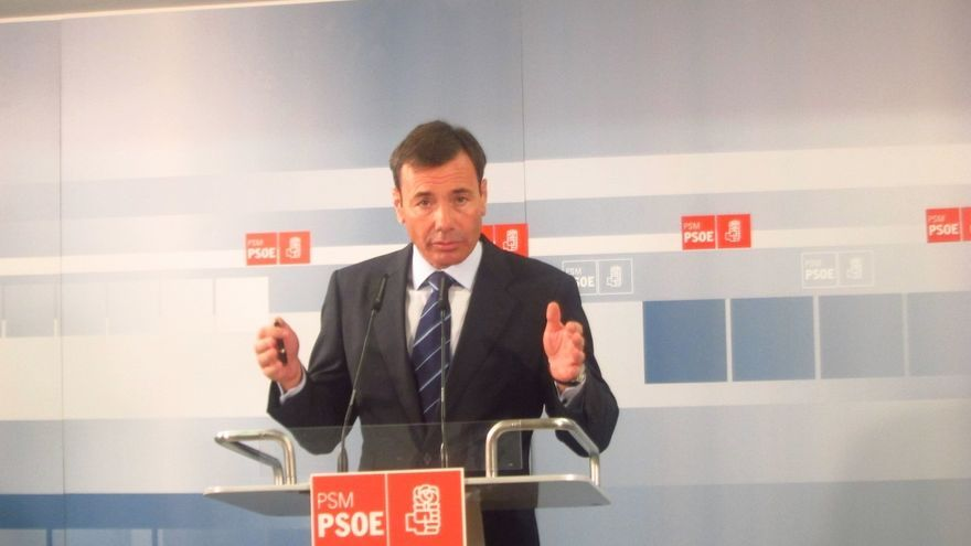 """Tomás Gómez sobre petición de referéndum: """"Propuse lo que ayer reclamaban cientos de miles de personas en la calles"""""""