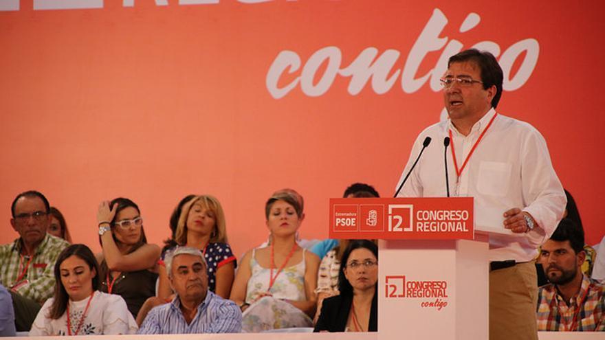 Fernandez Vara PSOE Extremadura congreso