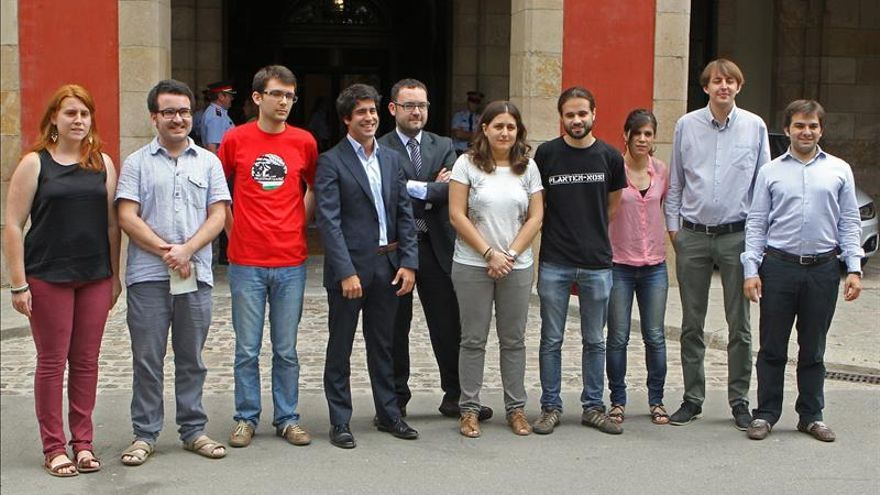 Javi López será el candidato del PSC a europeas tras primarias con un 9 por ciento de participación