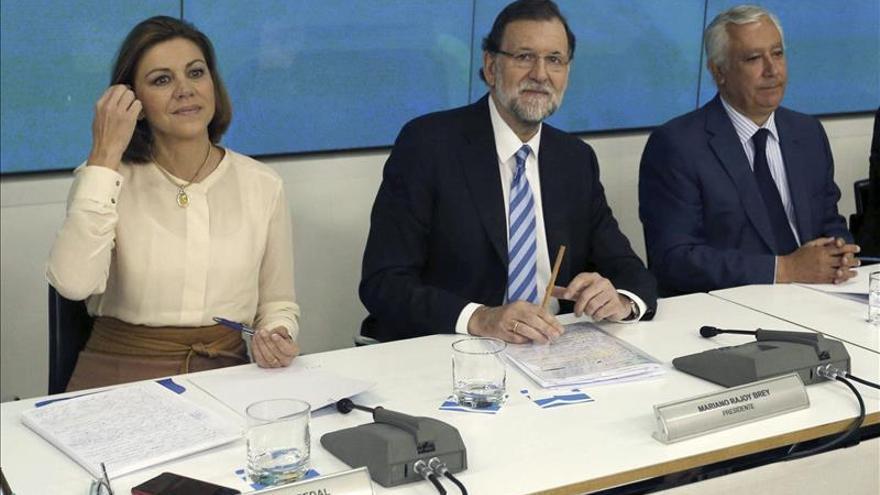 Rajoy participa hoy en Ciudad Real junto a Cospedal en un acto electoral del PP