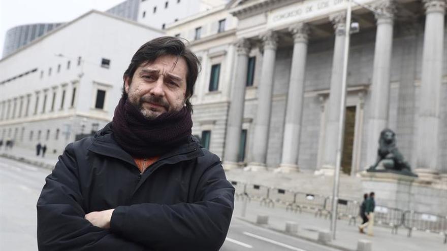 Podemos: el Rey está siendo el vocero del Gobierno y el altavoz de Rajoy
