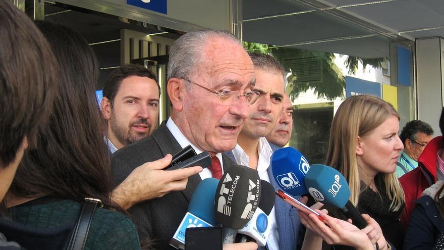 """De la Torre dice que el diálogo con la Junta sobre el metro """"está abierto"""""""