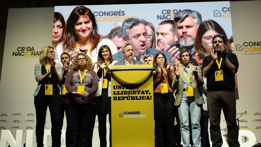 La Crida decidirá su futuro en una consulta a sus asociados tras el anuncio de Puigdemont