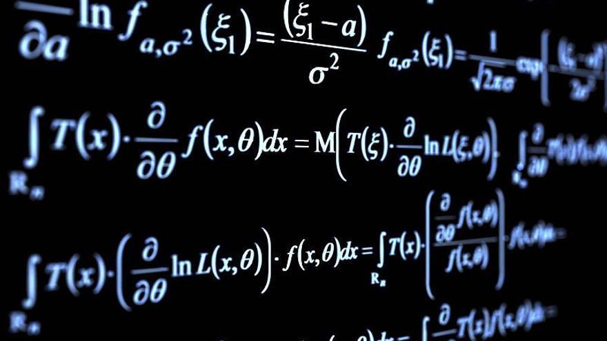 Fórmulas matemáticas (Foto: Wikipedia.org)