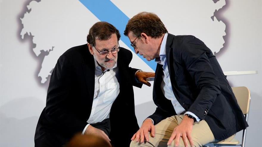 """Rajoy felicita a todos sus """"paisanos"""" por el día de Galicia"""