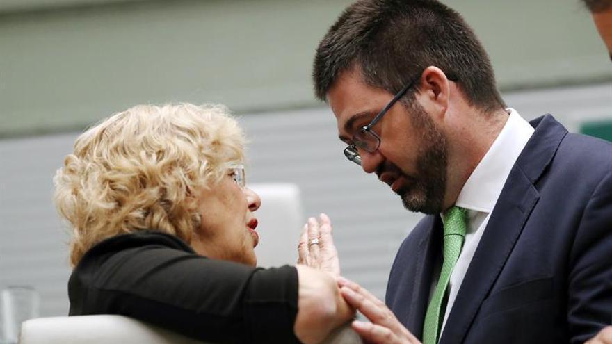 Los ediles Sánchez Mato y Mayer, investigados tras su denuncia del Open