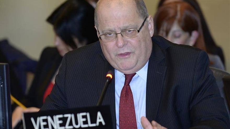 "Embajador dice que Almagro está ""inhabilitado"" para actuar sobre Venezuela"