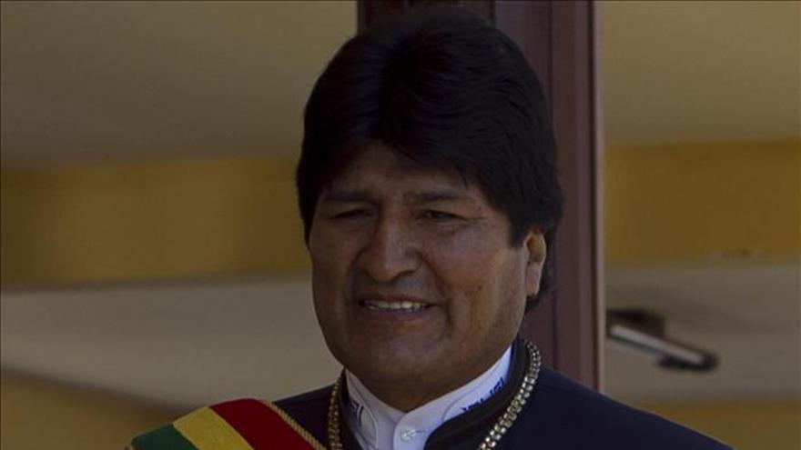 Tribunal Constitucional avala la candidatura de Evo Morales para un tercer mandato en 2014