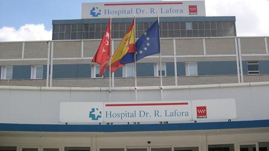 Hospital psiquiátrico Doctro Rodríguez Lafora