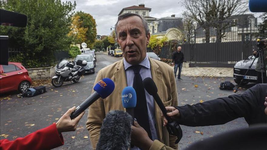 Registran el despacho de Jean-Marie Le Pen por un presunto caso de blanqueo