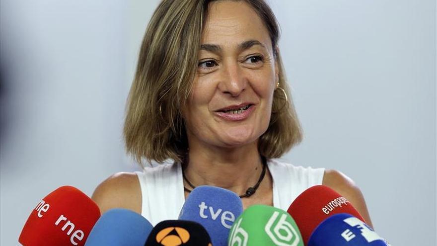 Mariluz Rodríguez, la secretaria de Empleo del PSOE