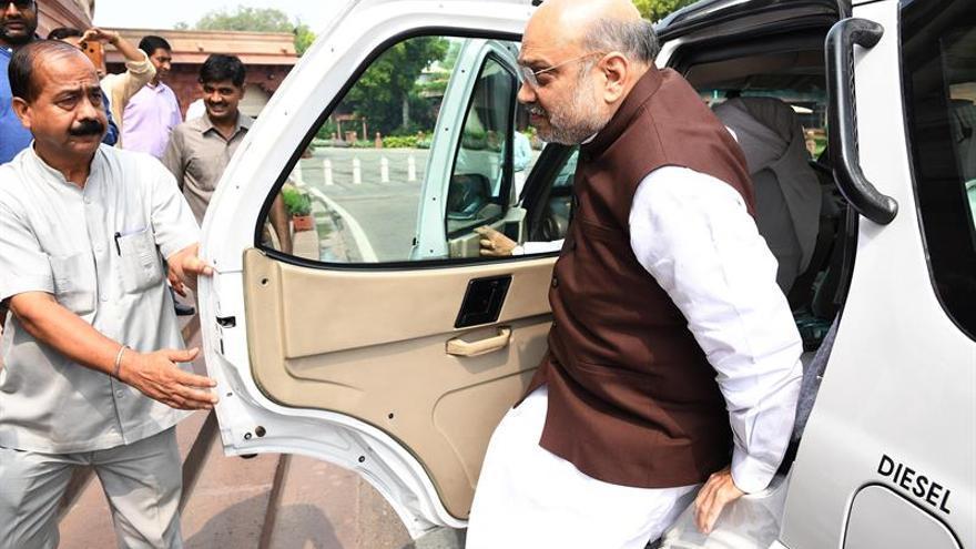 El Gobierno indio propone la derogación del estatus especial de Cachemira india