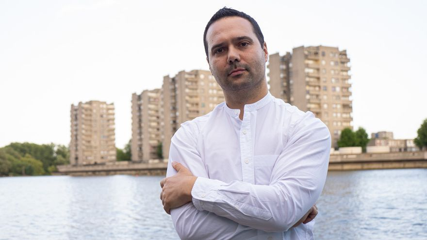 Aaron Bastani. Foto: Verso Editorial.