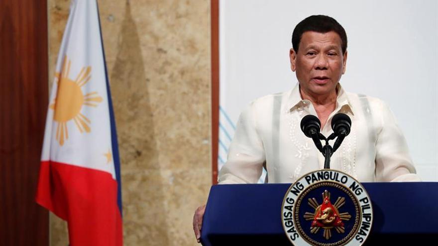 Duterte defenderá en su discurso anual la reforma constitucional y ...