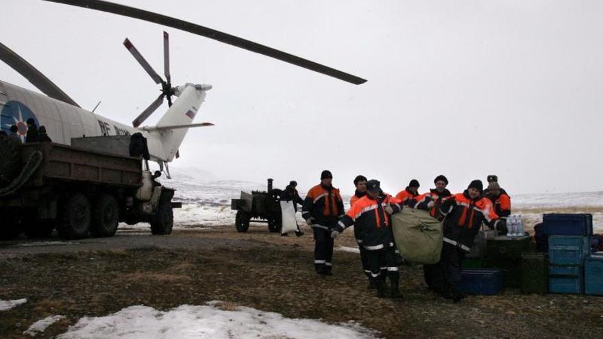 Un terremoto de 7,5 grados sacude las costas de Kamchatka, en Rusia