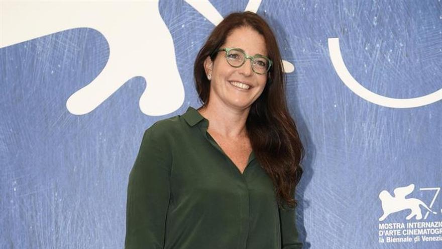 """Nora Navas:""""me gusta estar en buenas películas aunque sea con papel pequeño"""""""