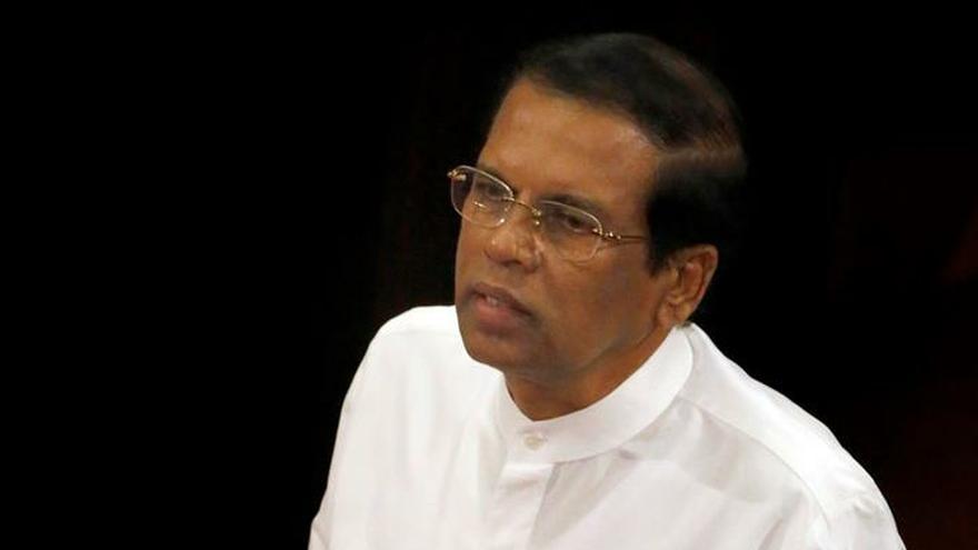 Sri Lanka firma el regreso de la pena de muerte tras 42 años de moratoria