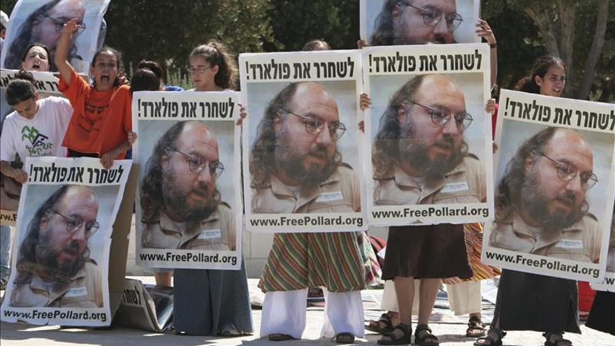 El espía estadounidense judío Jonatan Pollard sale de la cárcel tras 30 años