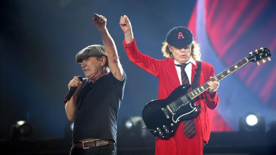 "AC/DC incluye Sevilla en su gira ""Rock or Bust World Tour 2016"""
