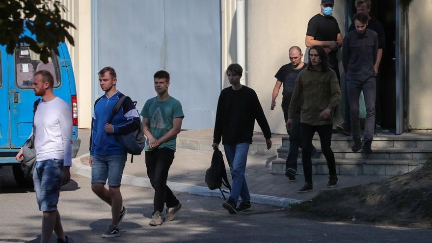 Minsk dice estar listo para dialogar con la comunidad internacional en medio de la crisis
