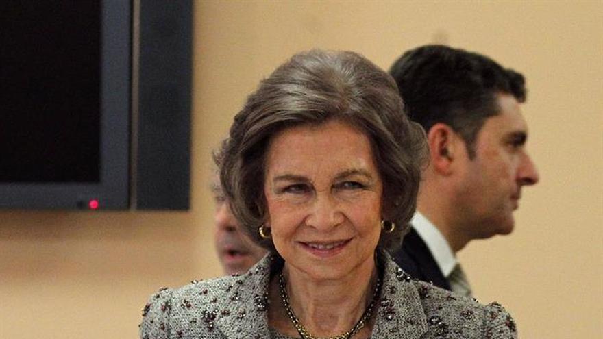 Doña Sofía y Rebelo de Sousa abrirán cumbre mundial sobre alzhéimer en Lisboa