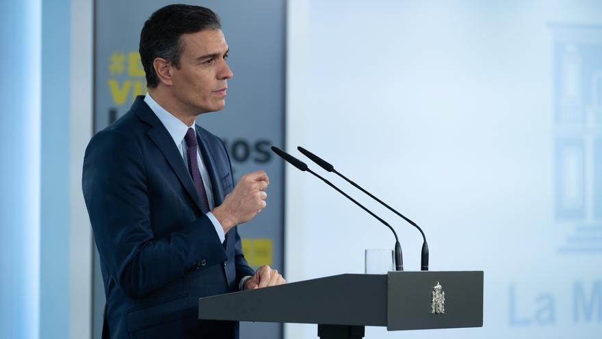 Pedro Sánchez comparecerá en rueda de prensa a partir de las 11.00 horas