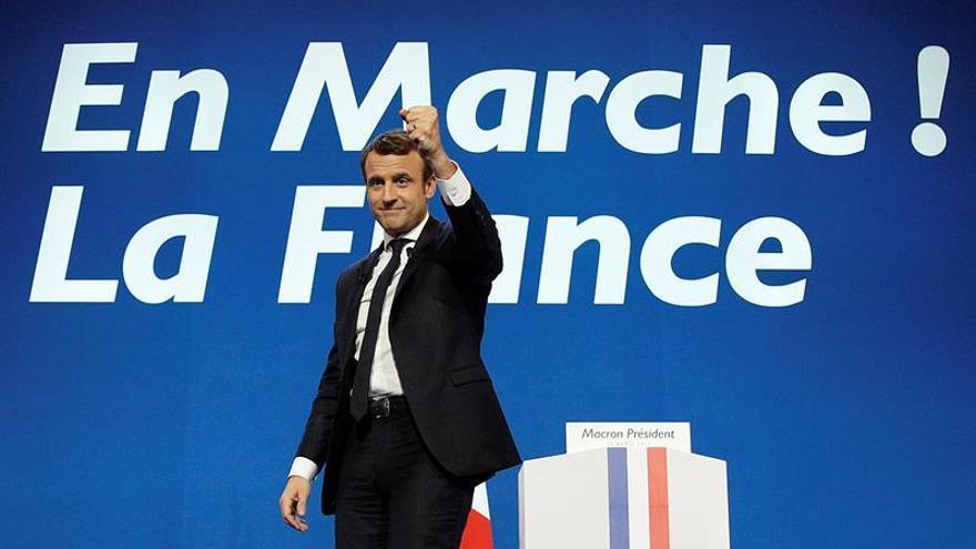 Macron y Le Pen se jugarán Presidencia francesa en segunda vuelta histórica