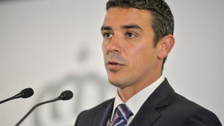 Narvay Quintero, consejero canario de Agricultura