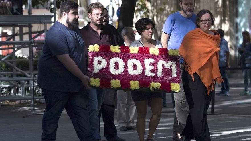 Fachin afirma que acto de Podem y el de los 'comunes' no son incompatibles