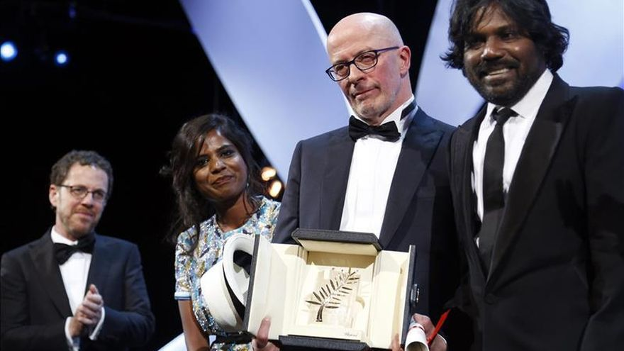 """En Sri Lanka esperan que la película """"Dheepan"""" abra los ojos al mundo"""