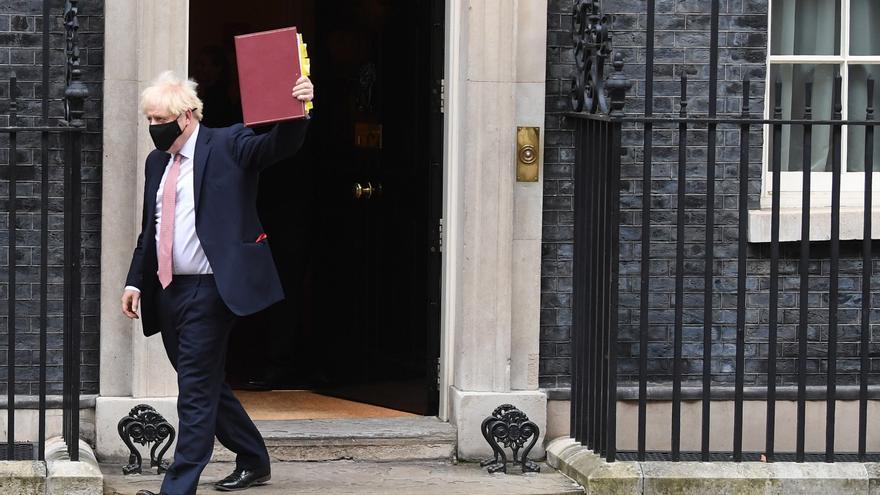 """Tories"" del norte de Inglaterra se alían para presionar a Johnson"