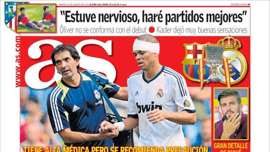De las portadas del día (21/08/2012) #11