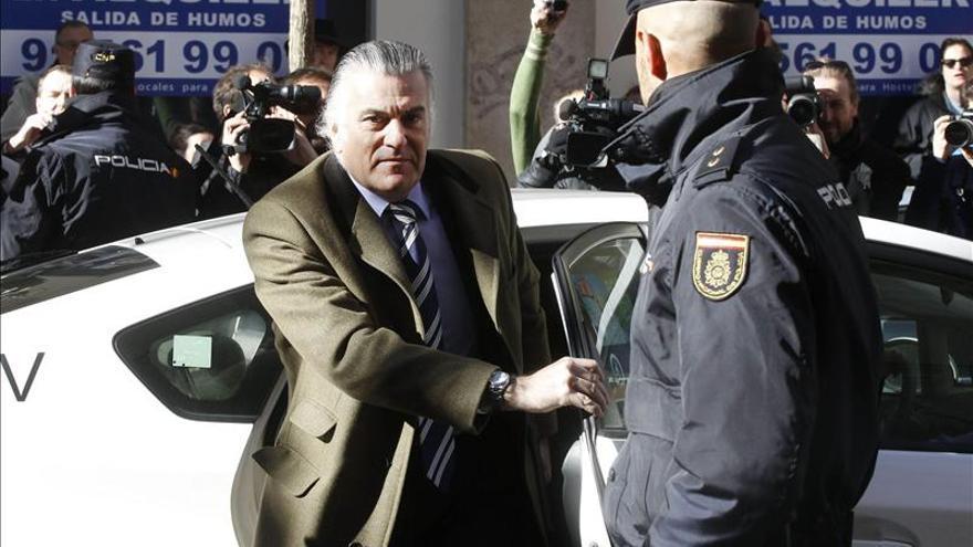 """El fiscal dice que existen """"múltiples"""" indicios de delito contra Bárcenas"""