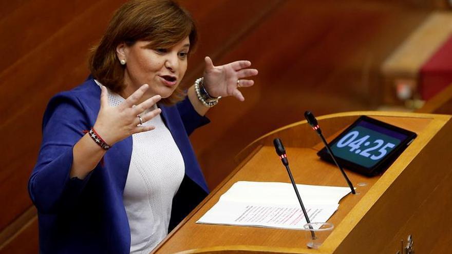 """Bonig: El PP valenciano está """"en estado de shock"""" por la muerte de Barberá"""