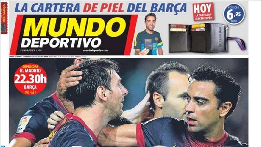 De las portadas del día (29/08/2012) #14