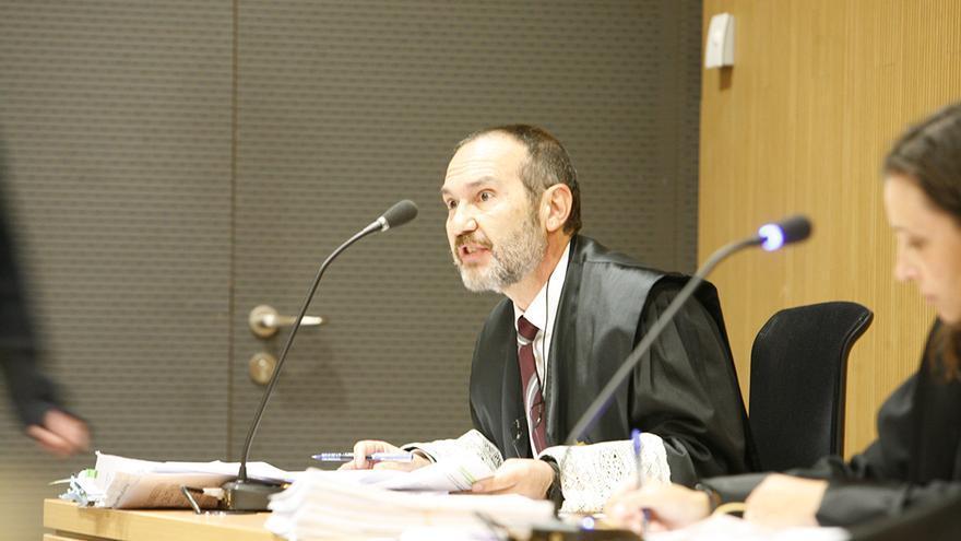 El fiscal Ernesto Vieira. (ALEJANDRO RAMOS)