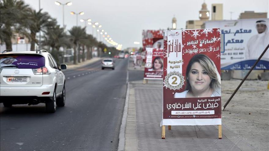 Baréin celebra elecciones parlamentarias en medio del boicot opositor