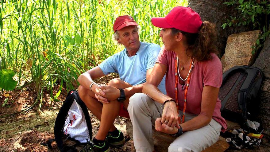 Jesús Calleja y Paz Padilla, en la nueva entrega de Planeta Calleja