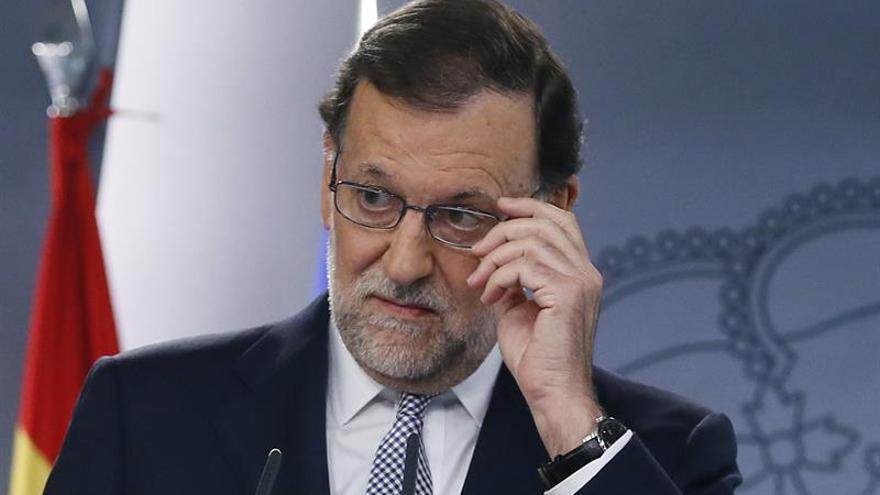 El presidente del Gobierno, Mariano Rajoy, en una imagen de archivo.