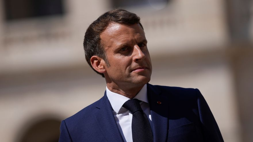 Macron organiza hoy una reunión excepcional sobre el espionaje con Pegasus