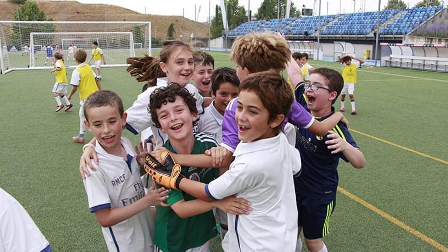 La Fundación Real Madrid impartirá su Campus Experience en Tenerife