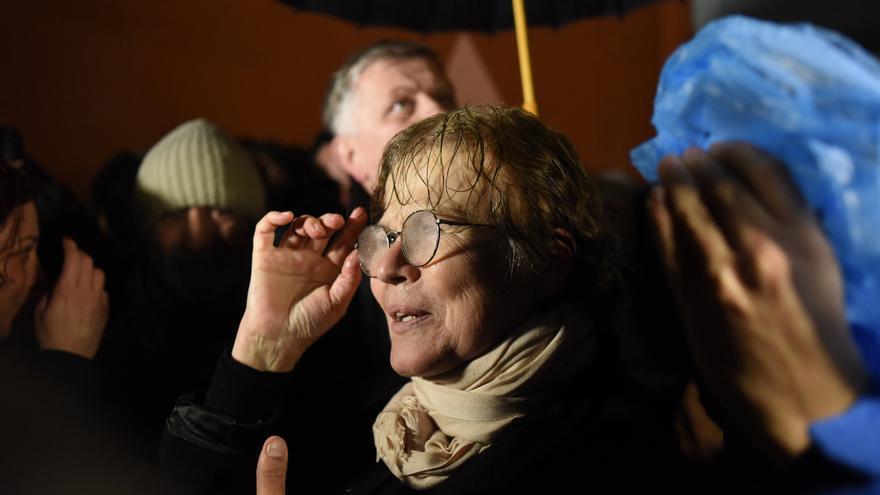 """Necmiye Alpay, 70 años: """"En el momento en que dices que solidarizas, estás acabada"""""""
