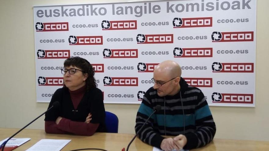 CCOO advierte de que el 90% de parados no domina el euskera y reclama la gratuidad en su aprendizaje hasta el nivel C1
