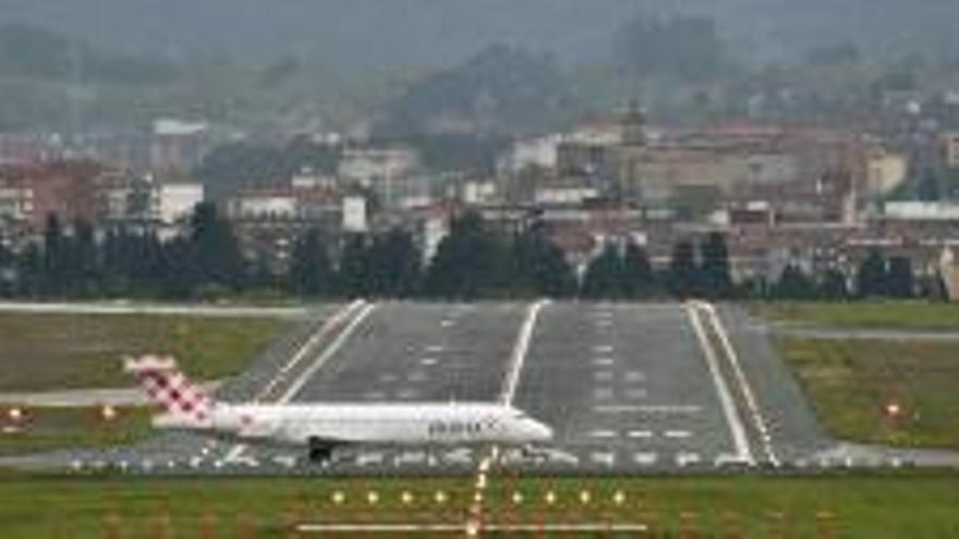Volotea inicia hoy vuelos con Bilbao y Asturias hasta septiembre