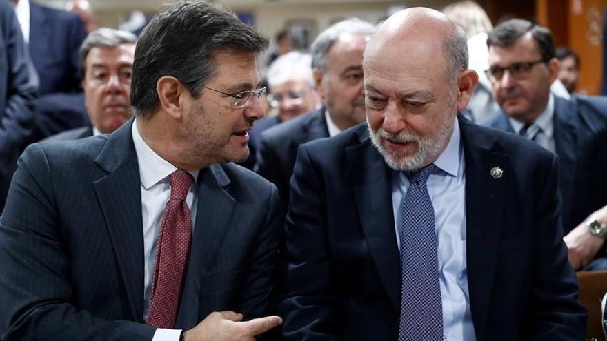 Maza propone relevar al fiscal de Murcia que investiga a Pedro A. Sánchez