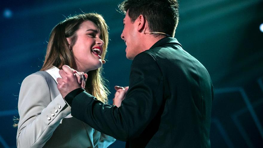 Amaia y Alfred interpretan Tu Canción antes de Eurovisión 2018