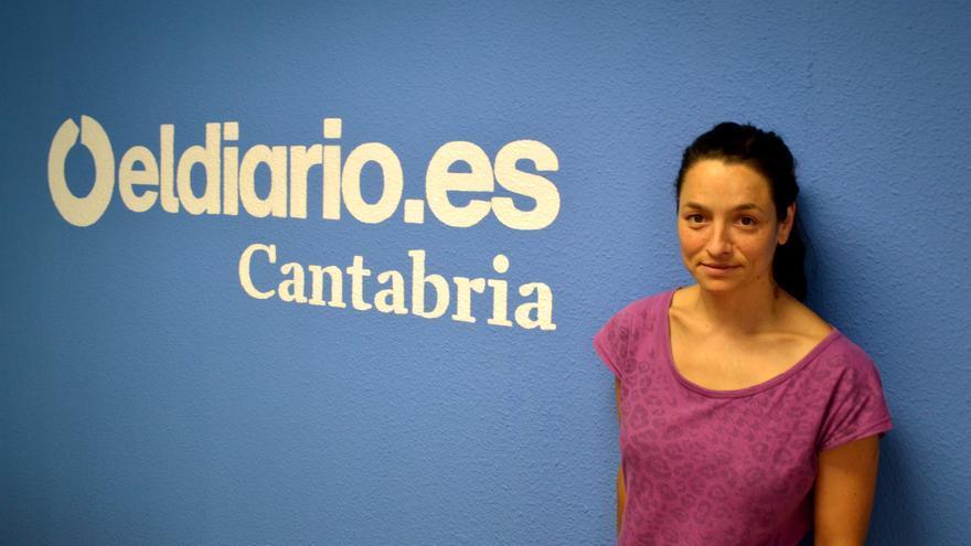 Rebeca García Celdrán, Presidenta de Cantabria Movimiento en Red   Lara Expósito